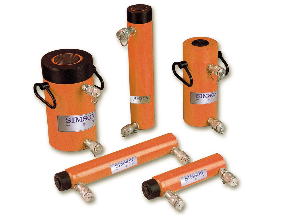 Dubbelverkande Cylindrar