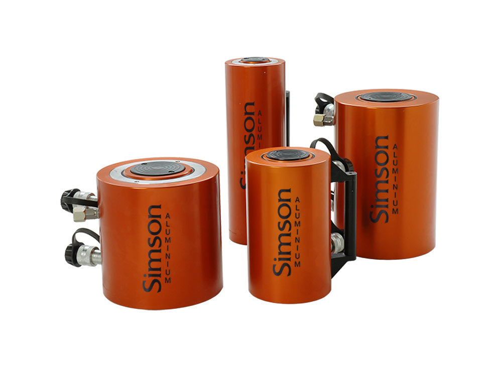 Double Acting Cylinders Aluminium